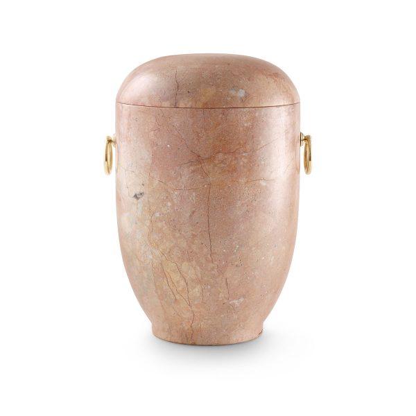 Urn Natuursteen Gepolijst Bruin