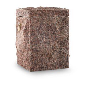 Urn Natuursteen Ruwe Oppervlakte
